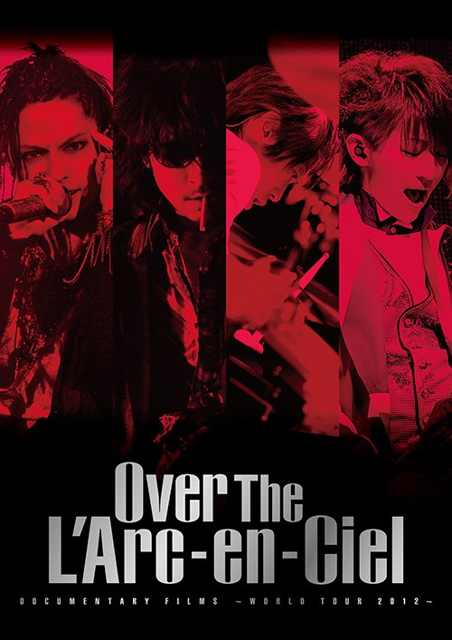 Over The L'Arc~en~Ciel