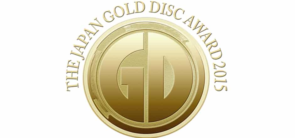 Logo Japan Gold Disk Award