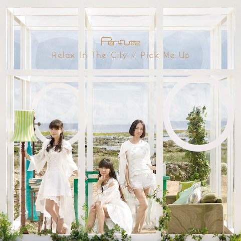 Perfume - Relax In The City / Pick Me Up Limited