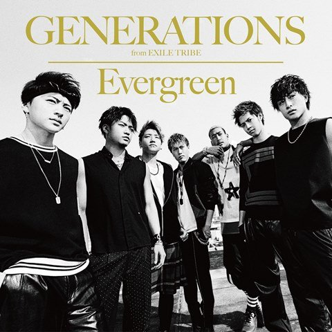GENERATIONS - CD+DVD