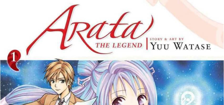 Arata: The Legend
