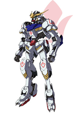 Gundam Barbatos