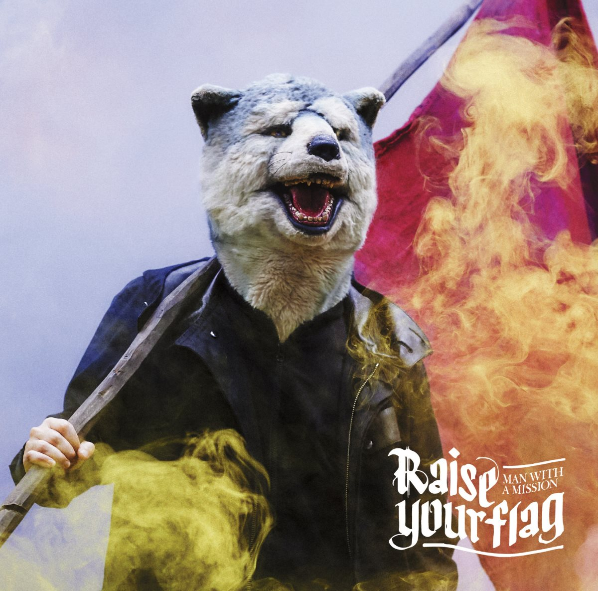 MAN WITH A MISSION - First Press Limited Edition