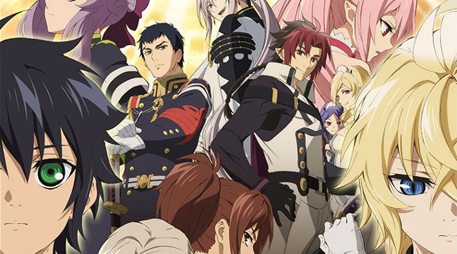 Seraph of the End Artikelbild