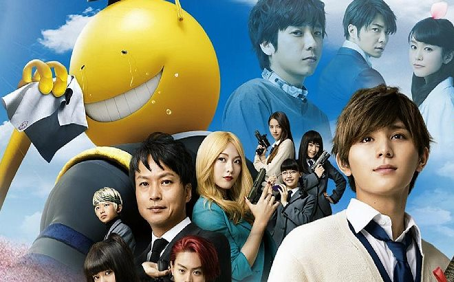 Assassination Classroom: Graduation