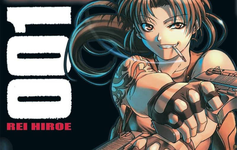 Black Lagoon 1 - Powerfrauen