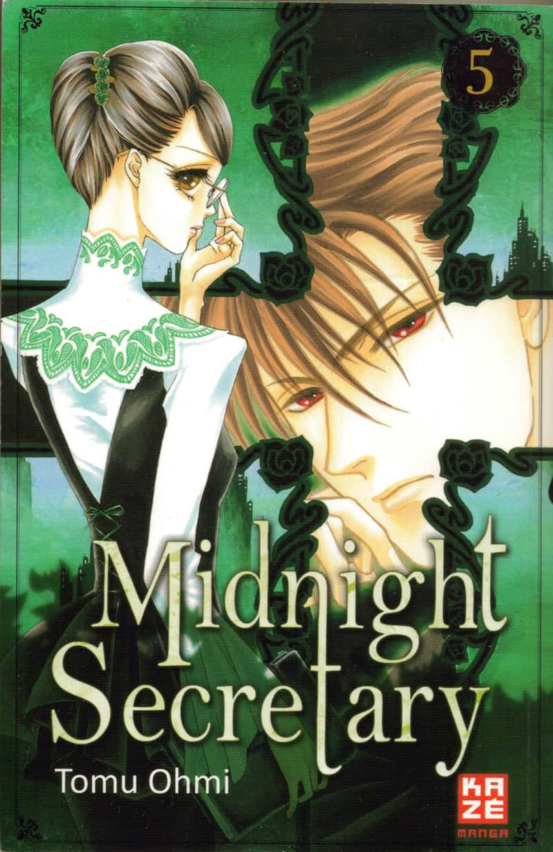 Midnight Secretary Band 5