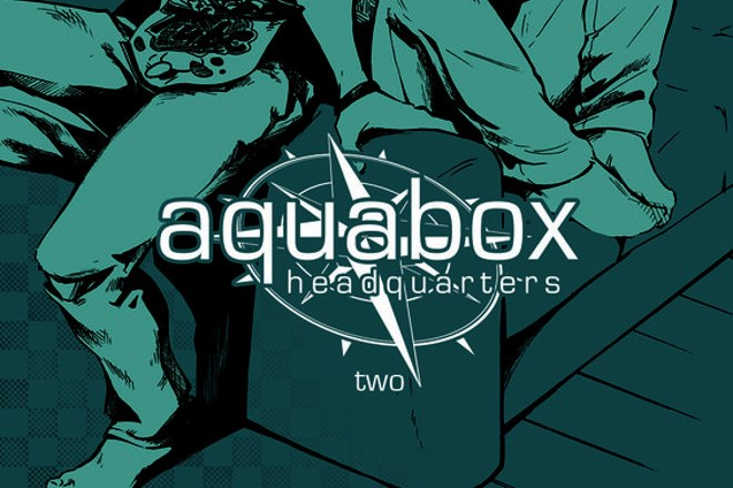 aquabox headquarters Kapitel 2 by Marika Paul yamiz und Sia Ausschnitt