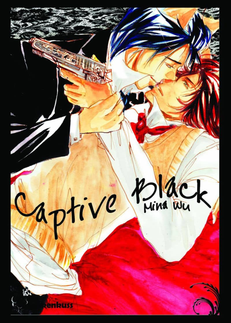 Captive Black Band 1 von Mina Wu Krakenkuss