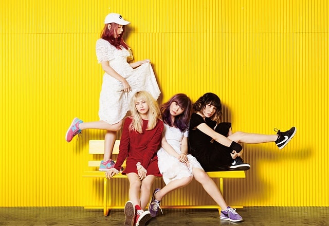 SCANDAL Yellow Artist Photo