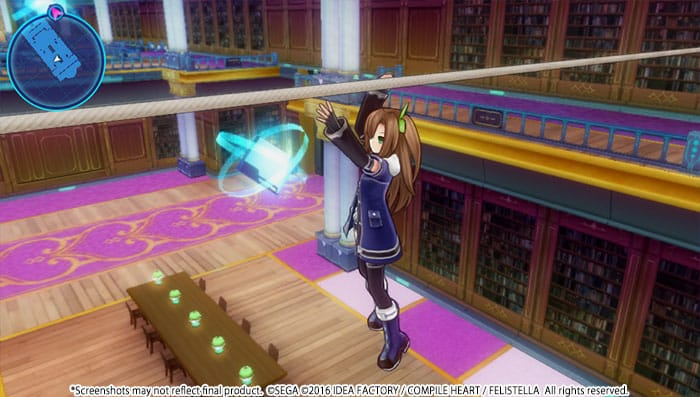 Superdimension Neptune VS Sega Hard Girls Screenshot 4