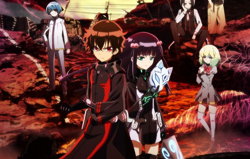Twin Star Exorcists - iRis