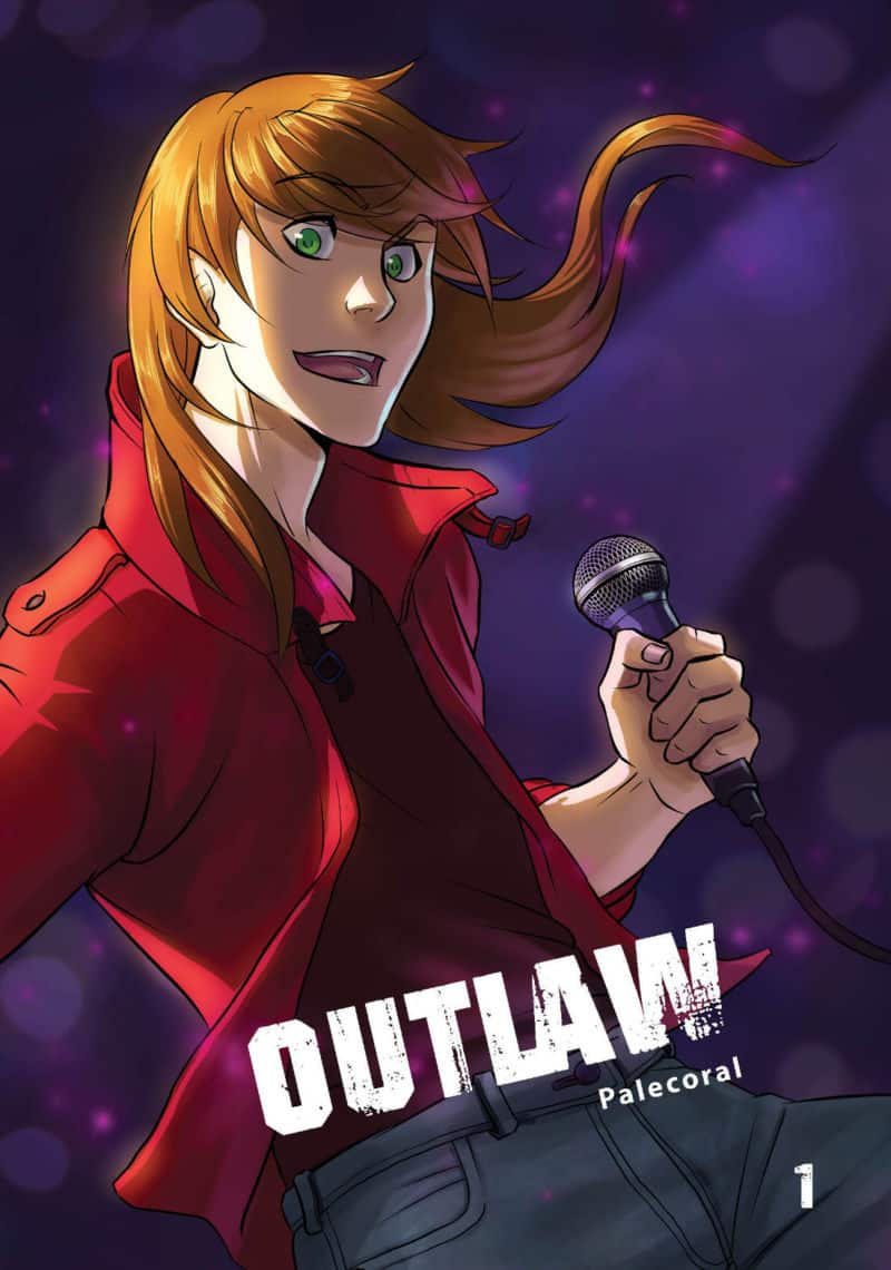 Outlaw Band 1 Cover Palecoral 134340 Musik
