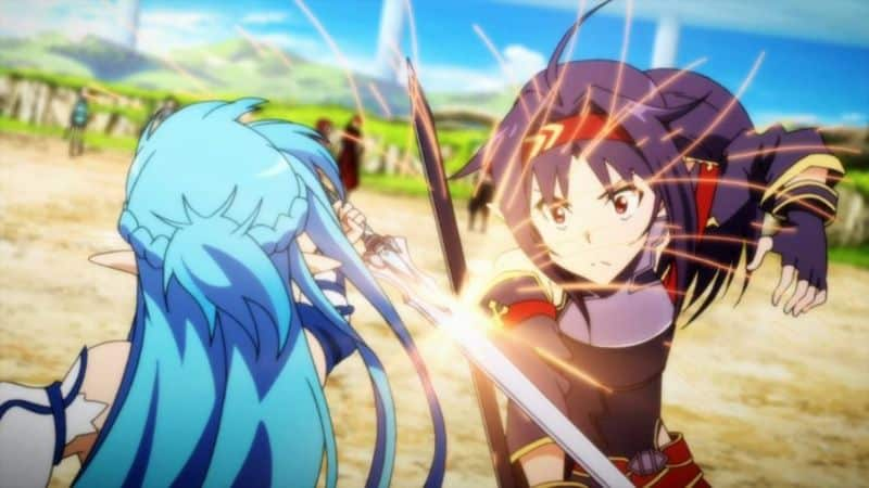 Sword Art Online II Screenshot