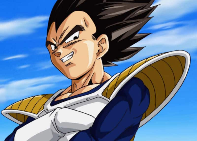 Dragon Ball Vegeta 140204, Oliver Siebeck