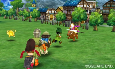 Dragon Quest VII Screenshot 137115