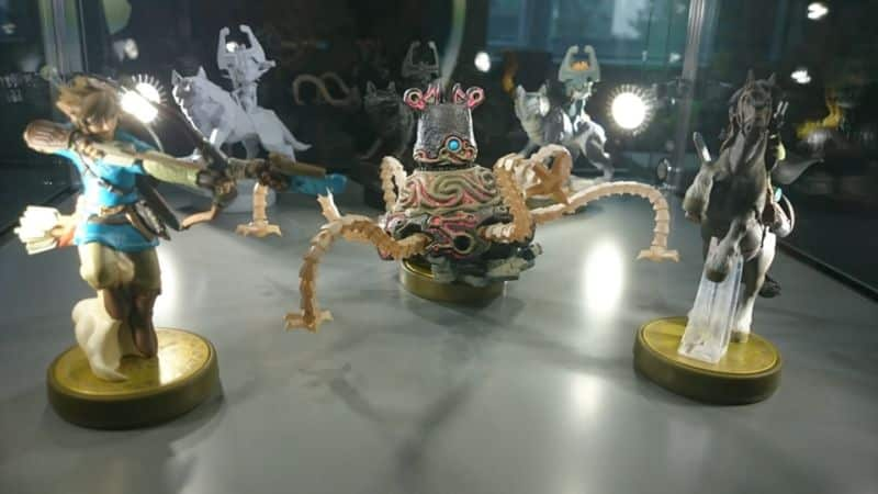 Zelda Breath of the Wild Amiibo