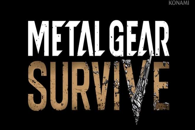Metal Gear Survive 147459 Artikelbild