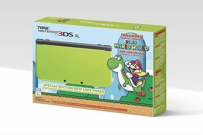 Nintendo 3DS XL Bundle 153304