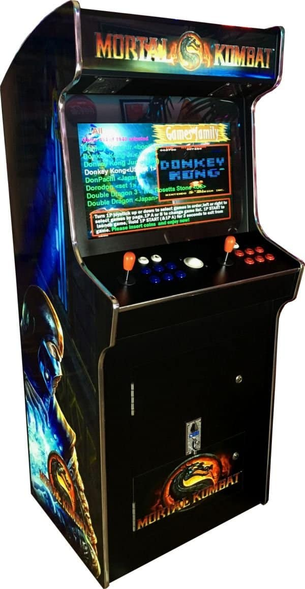 G-988 Arcade Video Machine