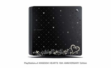 Kingdom Hearts PS4 limited Edition161162