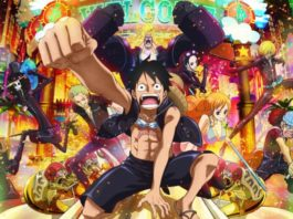 One Piece Gold 4
