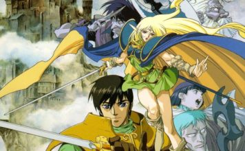 Record of Lodoss War Anime