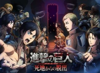 Attack on Titan Escape from the Brink of Death