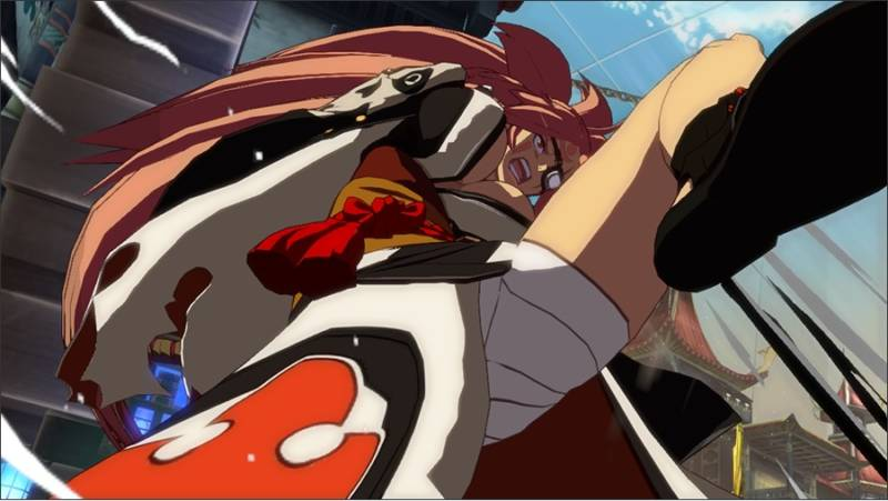 Guilty Gear Xrd REV 2 167001