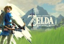 The Legend of Zelda: Breath of the Wild Link und die weiten Wiesen