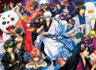 Gintama Poster 300317 324x235 - Luck and Logic – 2. Anime Short auf YouTube erschienen