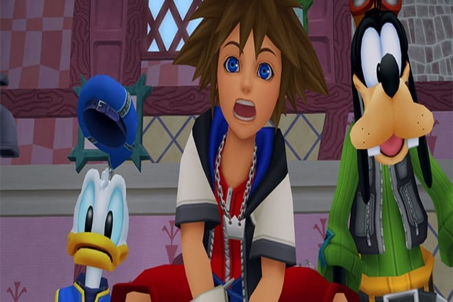 Kingdom Hearts- Kingdom Hearts Union χ knackt neuen Meilenstein