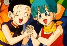 Muttertag, Dragon Ball Chichi Bulma