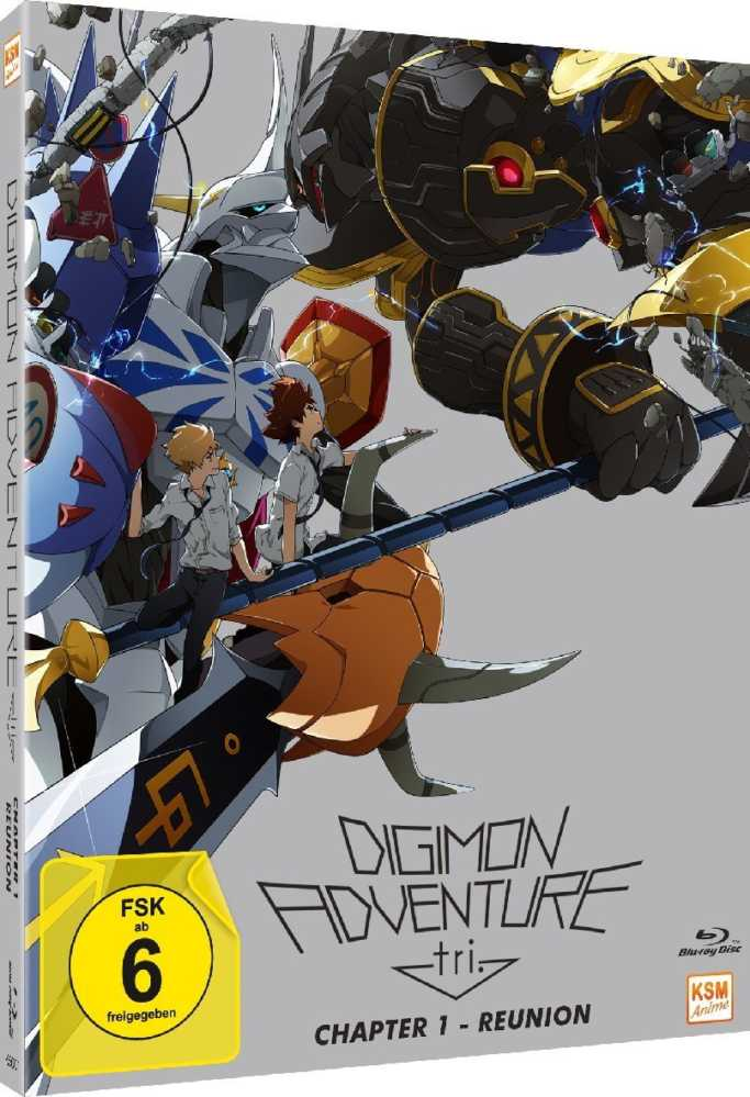 Digimon Adventure tri 1