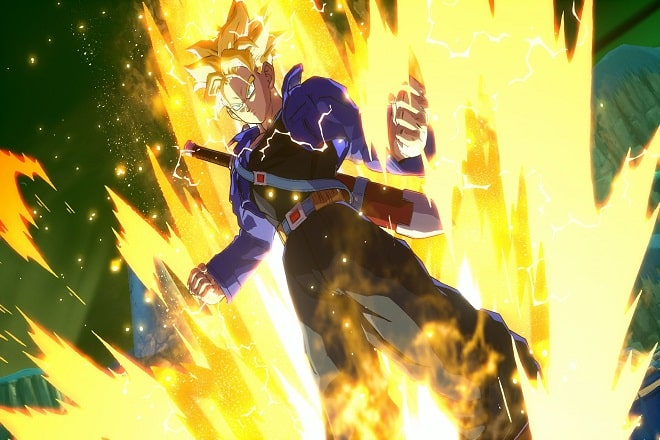 Dragon Ball FighterZ Trunks