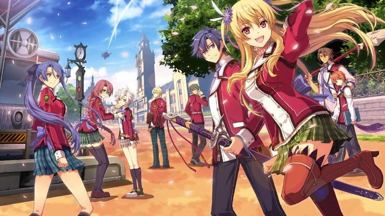 The Legend of Heroes: Trails of Cold Steel Artikelbild