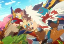 Monster Hunter Stories Ride On Bild: Capcom