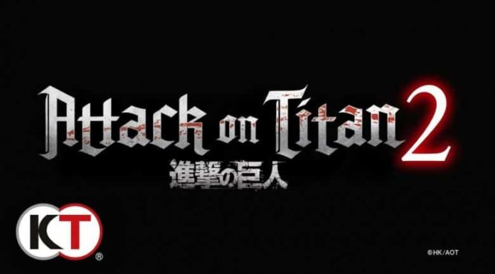 Attack on Titan 2 Logo