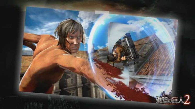 Attack on Titan 2 Titan Kampf