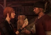 Life is Strange Before the Storm Chloe und Frank