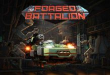 Forged Battalion KeyArt