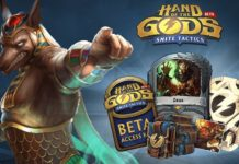 Hand of the Gods: SMITE Tactics Artikelbild