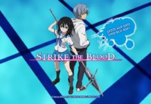 Strike the Blood Artkelbild