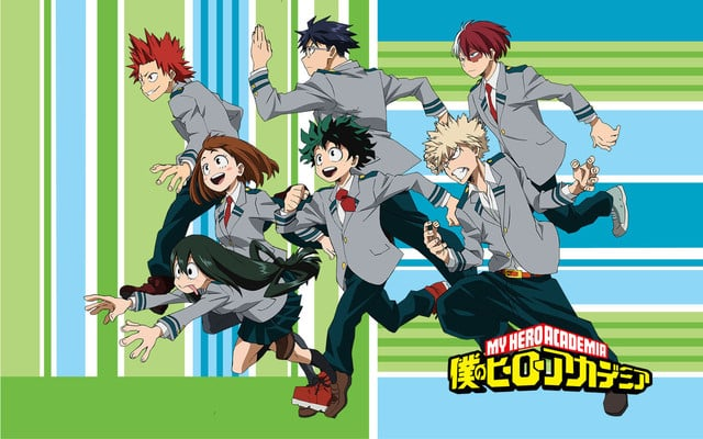 My Hero Academia Artwork 15