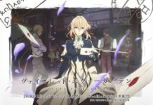 Violet Evergarden Artwork 5