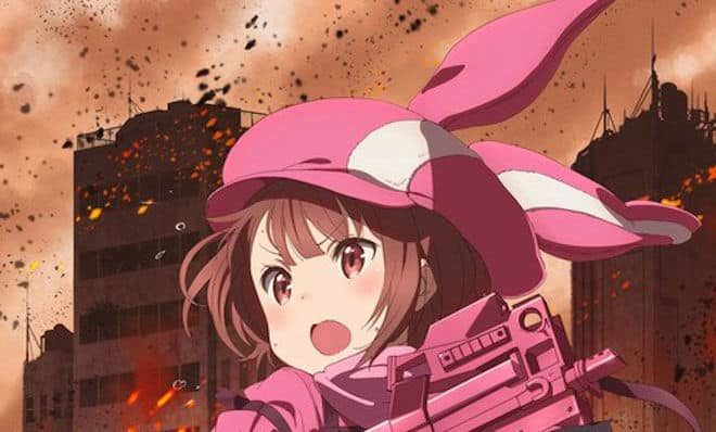 Sword Art Online Alternative Gun Gale Online Artikelbild