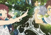 Nagi No Asukara Screenshot