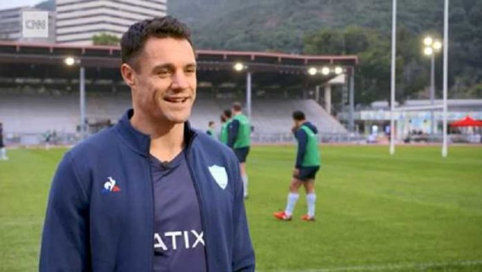 Dan Carter All Blacks-Legende wechselt zu Kobe Steelers