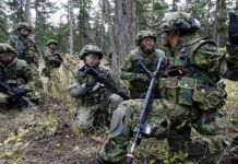 Japans Ground Selfe-Defence Force GSDF
