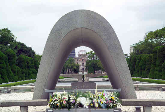 Peace Memorial Parks Hiroshima
